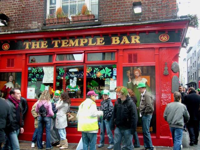 San Patricio Dublin