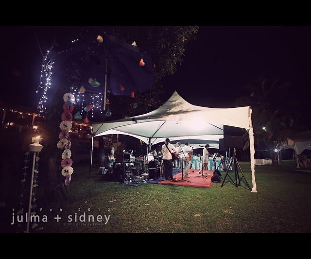 Langkah Syabas Beach Resort Wedding