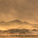 Sand Storm at Mesquite Dunes by nebulous 1