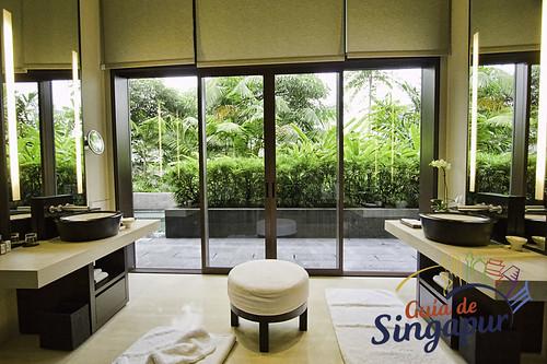 Capella Hotel, Singapore