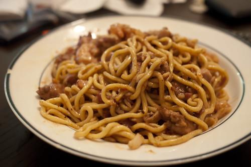 Malaysian noodles