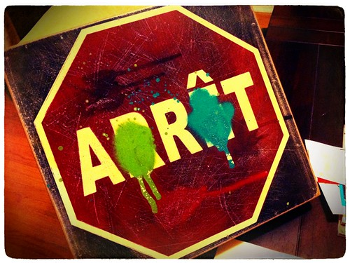 Art: New A*R*T by Denial by Sanctuary-Studio