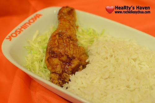 Yoshinoya Yoshi Chicken