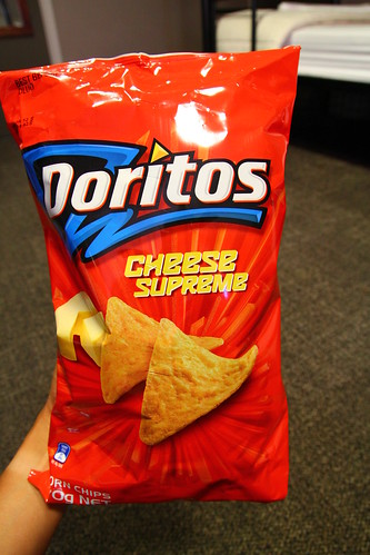 Doritos Corn Chips