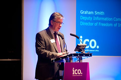 Graham Smith, ICO