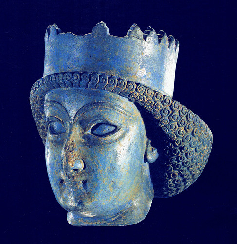 Iran - Achaemenid Head of Prince by petrus.agricola