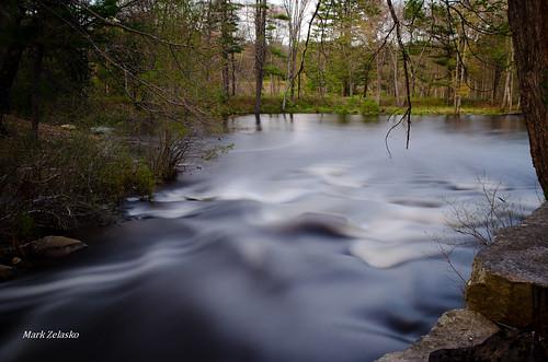 Lamprey River by Mark Zelasko
