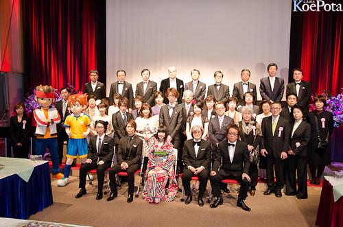 120302 – 『第6回聲優獎[Seiyu Awards]』頒獎典禮!