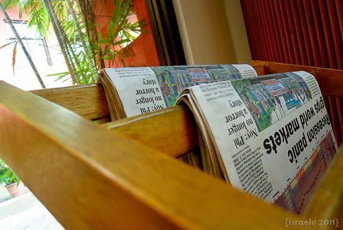 Hanging Headlines by {israelv}