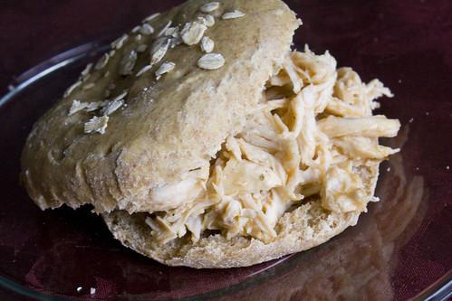 Slow Cooker Buffalo Chicken Sandwich Recipe