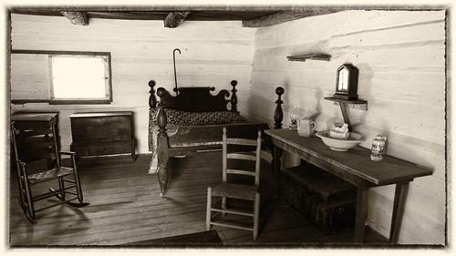 Interior Slave Cabin