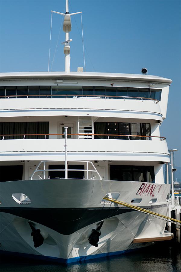 豪華客船ビアンカ