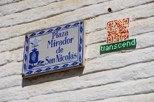 Plaza Mirador de San Nicolás