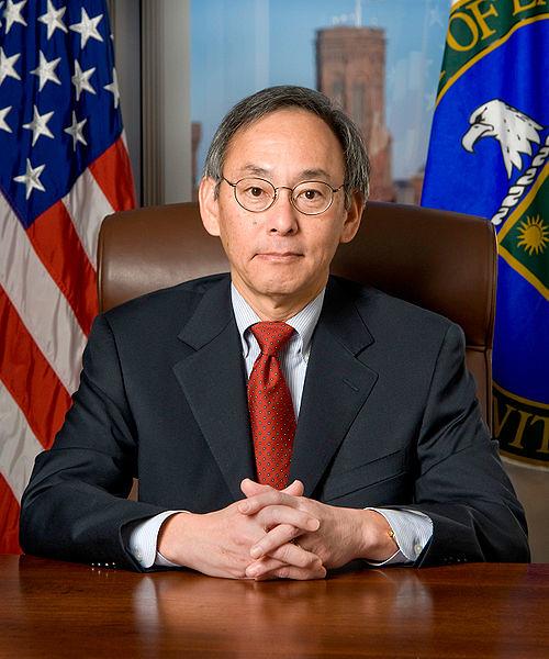 STEVEN CHU, SECRETARY OF ENERGY