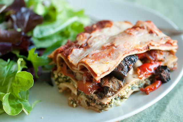Roasted Vegetable Lasagna | Flickr - Photo Sharing!