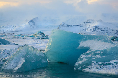 Jökulsárlón Blue by right2roam
