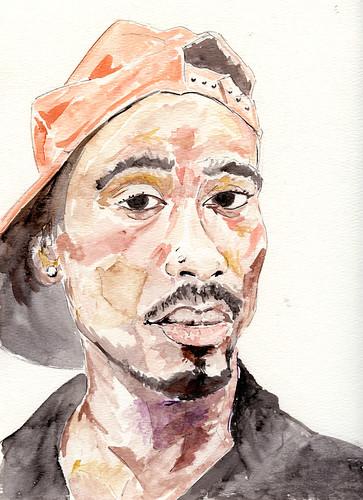 Not Quite Tupac