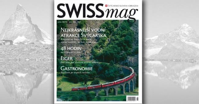 SWISSmag č. 06 - jaro/léto 2012