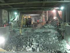 CM019 - Invert Excavation in Escalator Wellway 3 (03-12-2012)