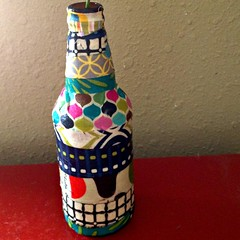 Quick Craft: Decoupage Vase