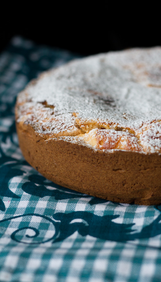 Gluten free traditional italian easter cake