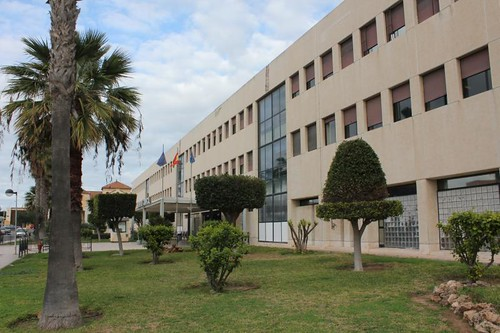 Hospital comarcal Melilla