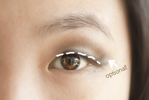 How to Create Double Eyelids with Makeup — Project Vanity