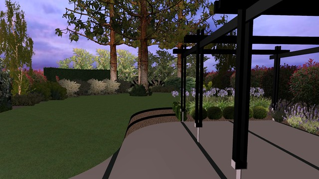 Garden Landscaping East Yorkshire : Garden design swanland east yorkshire new project t flickr photo sharing