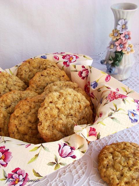 овсяное печенье с кокосом 2