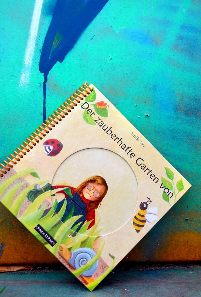 Unser personalisiertes Buch (für den Blog etwas entpersonalisiert ;))