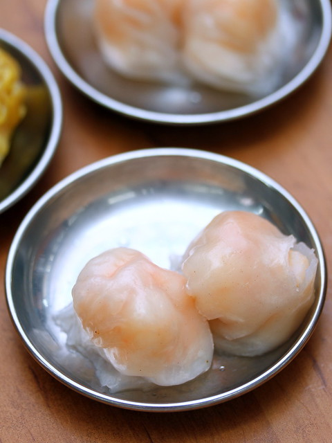 Swee Choon Tim Sum Restaurant's Har Kow (虾饺)
