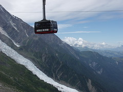 mountain, mountain range, ridge, cable car, mountainous landforms,
