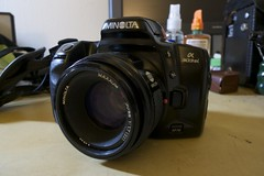 Minolta Dynax 500si - Camera-wiki org - The free camera