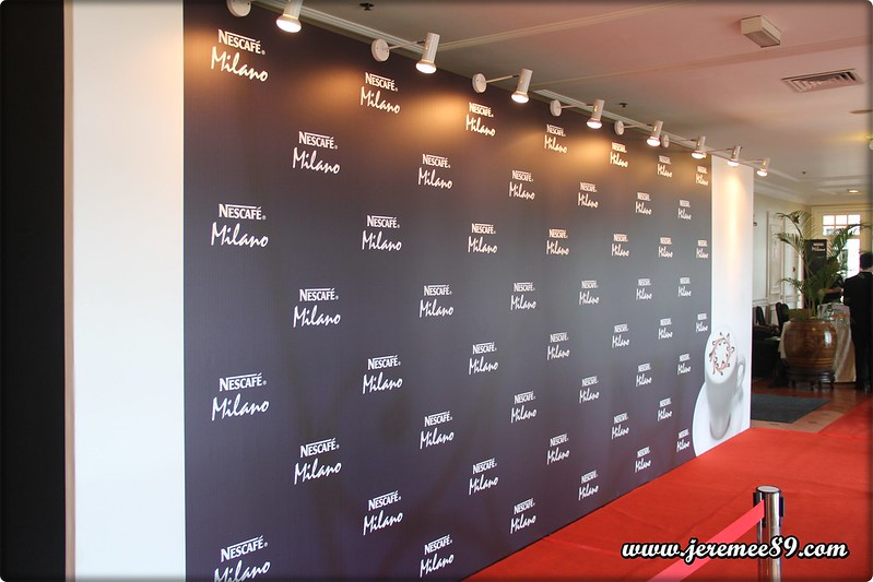 Nescafe Milano Launching @ E&O Hotel - 2