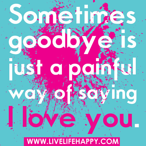 Cute Love Quotes Tagalog Saying Goodbye Contemporary - Valentine ...