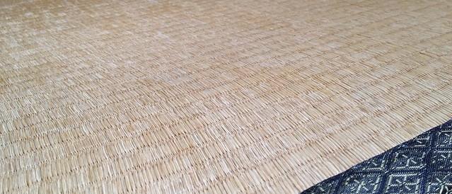 畳の間、板の間。日本の家は