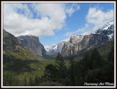 Yosemite National park April 2012
