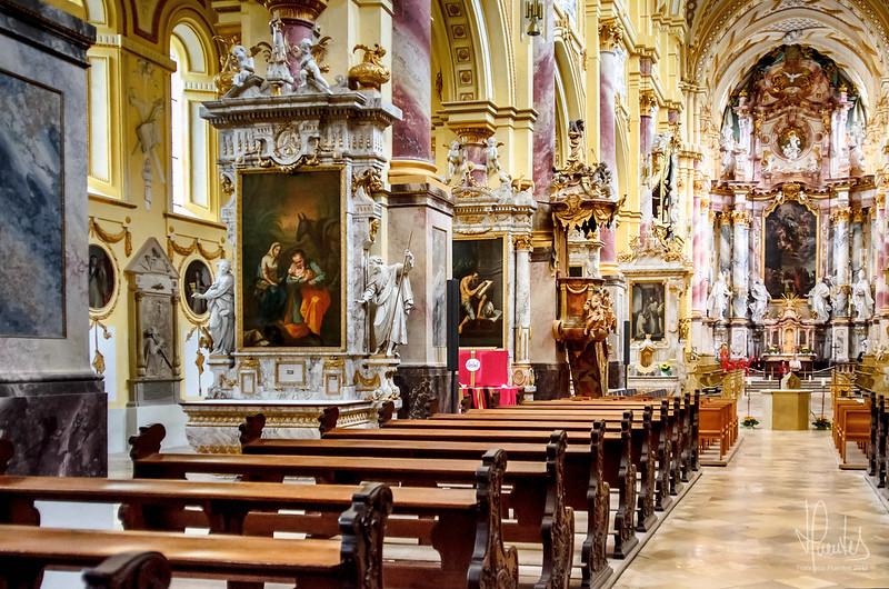 Ebrach Abbey, Ebrach, Germany - SpottingHistory com
