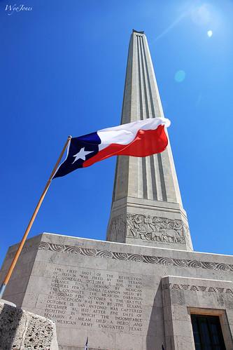monument texas flag np lonestar sanjacinto sanjacintomonument texasstateflag texaslimestone sanjacintobattlegroundstatehistoricsite wyojones cordovashellstone sanjacintodaycelebrationfestival sanjacintodaycelebrationfestivalandbattlereenactment