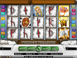 Viking's Treasure slot game online review