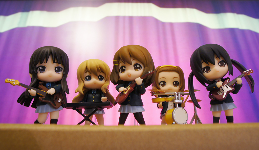 Nendoroid Petit K-ON