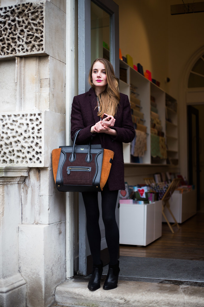 Street Style - Lucie, London Fashion Week