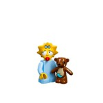 LEGO Simpsons Minifigures - Maggie Simpson