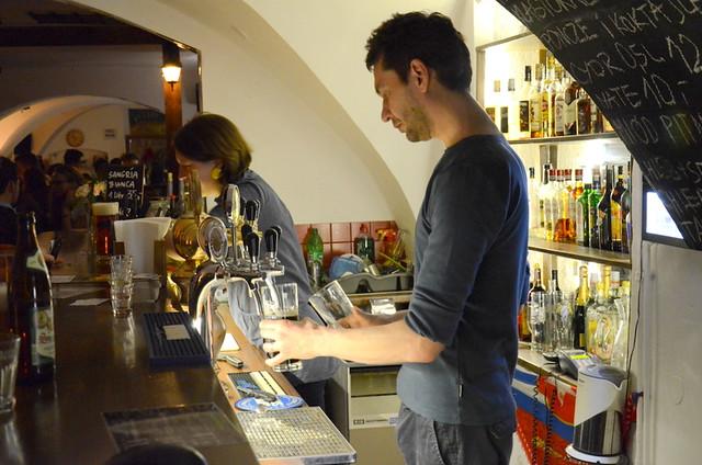Wiezienna Pub, Wroclaw