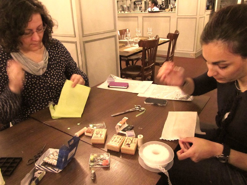 presentación l'atelier de suzanne