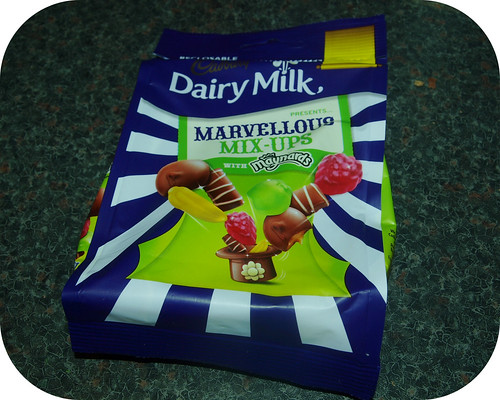 Dairy Milk Mavellous Mix Ups with Maynards