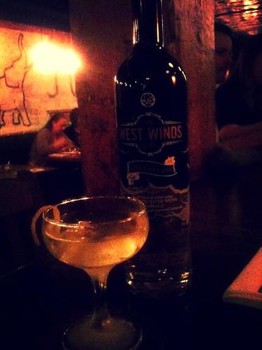 West Winds The Cutlass Martini