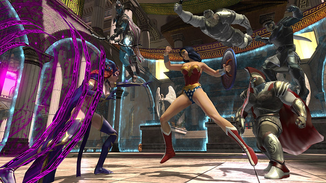 DC Universe Online for PS4 and PS3: Amazon Fury Pt. 1