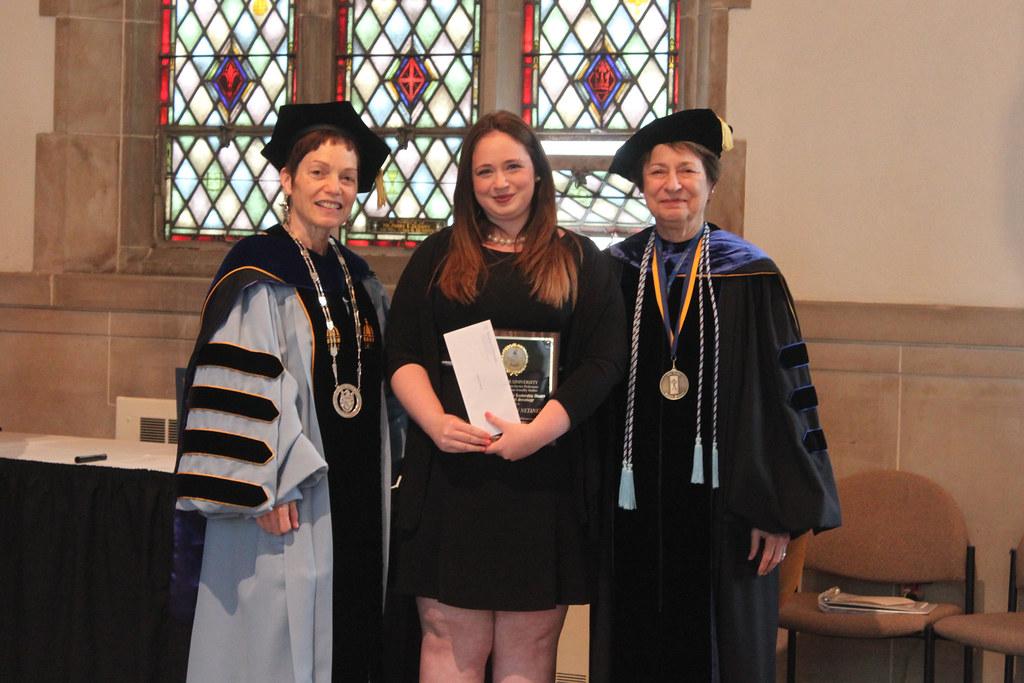Graduate Awards Ceremony 2016