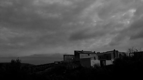Cortijo abandonado / Abandoned Spanish farmhouse.